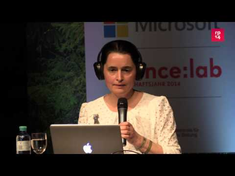 re:publica 2014 - Christiane Frohmann: Unsinn stiften a... on YouTube