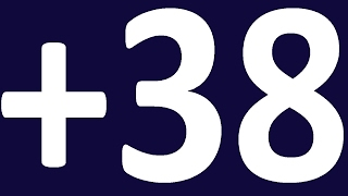 ПОЛНЫЙ УРОК 38 - ПРАКТИКА и УПРАЖНЕНИЯ. ГРАММАТИКА АНГЛИЙСКОГО ЯЗЫКА С НУЛЯ. АНГЛИЙСКИЙ ЯЗЫК. УРОКИ