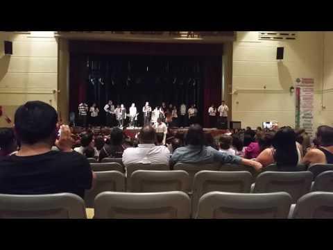 Belvedere Middle School spring concert 2016