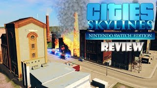 Cities: Skylines (Switch) Review (Video Game Video Review)