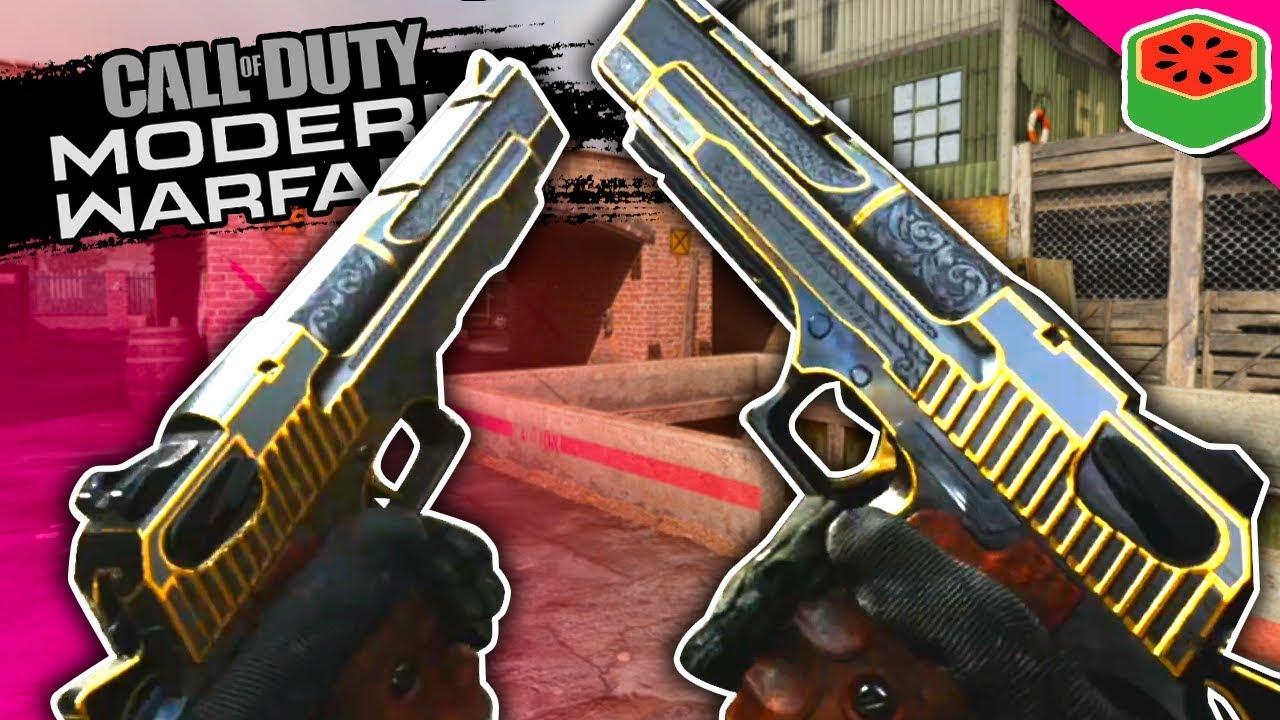 New AKIMBO Pistols! | Call of Duty: Modern Warfare (Season 2) thumbnail