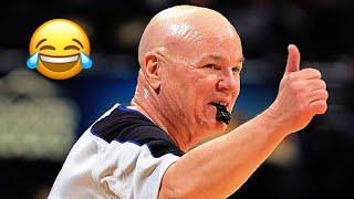 NBA Referee Trolling