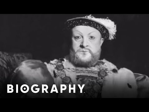 henry-viii---king-of-england-&-initiated-the-english-reformation-|-mini-bio-|-bio