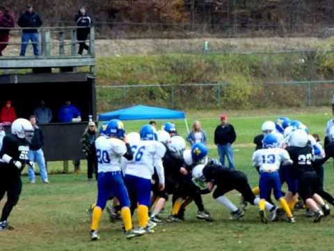 Bailey Sumner #51 (Black Jersey) Canal Winchester All-Stars Stop