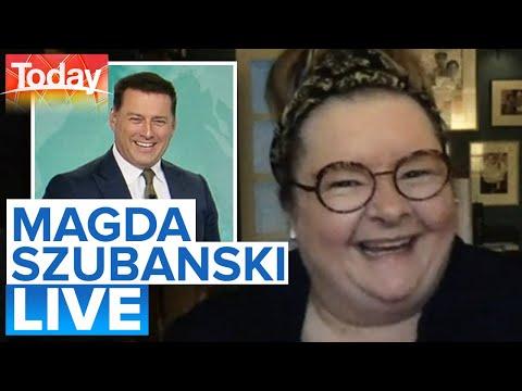 Magda Szubanski: Self