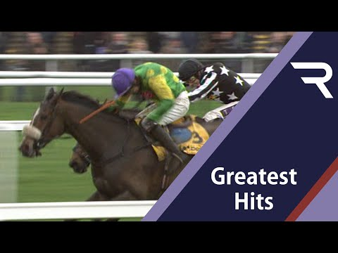 KAUTO STAR edges out Imperial Commander in a Betfair Chase THRILLER - re-live this great jumps race!