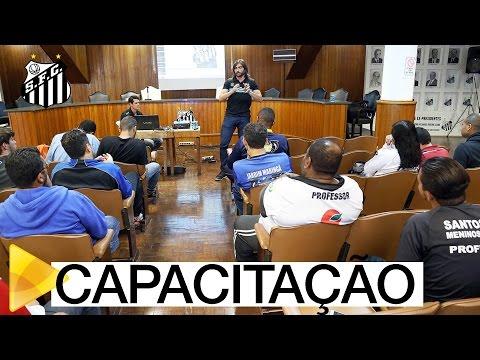 Santos realiza I Curso de Treinadores de Goleiro