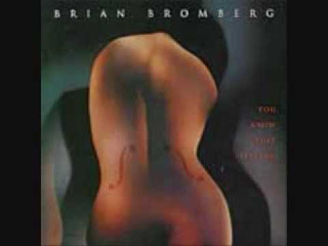 Brian Bromberg By the Fireplace