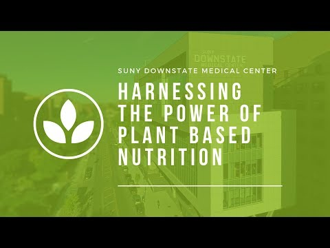Plant Based Nutrition Session II