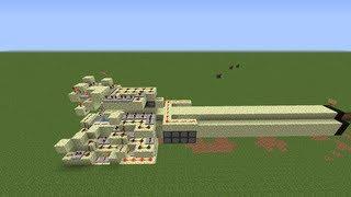 Minecraft TNT-Kanonen Let