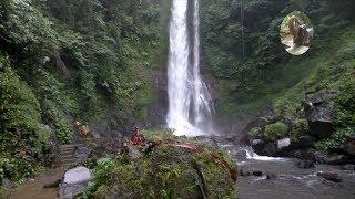 Бали водопад Гит-Гит Git Git Waterfall Bali фильм 24