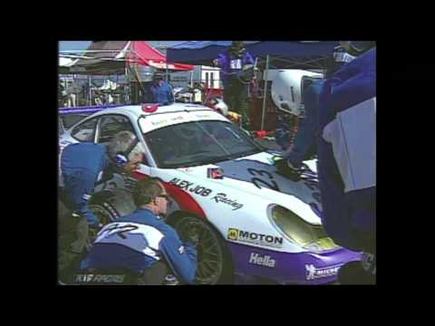 2000 Laguna Seca Race Broadcast - ALMS - Tequila Patron - Racing - Sports Cars