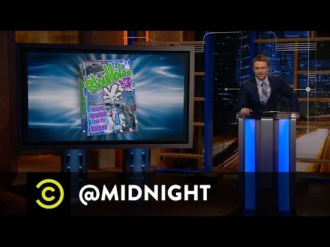 Stick It in My Blowhole - @midnight with Chris Hardwick