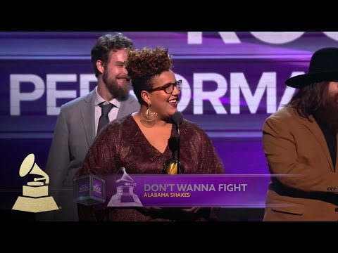 Alabama Shakes | Best Rock Performance | 58th GRAMMYs