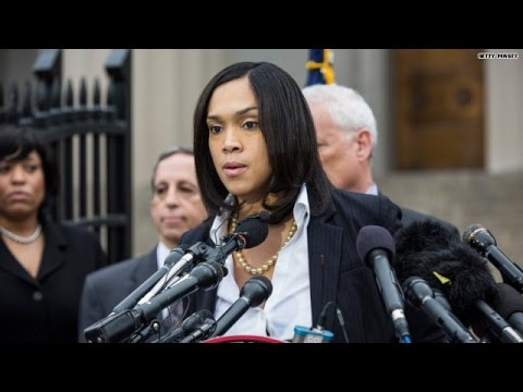 Watch: Full presser on Freddie Gray indictments