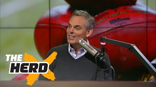 Are Jimmy Garoppolo and Carson Wentz the best young QBs in the NFL? | THE HERD