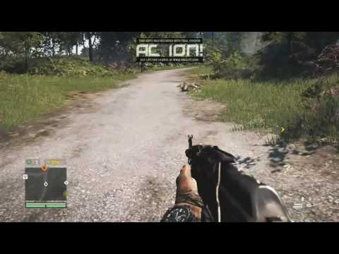 FAR CRY 4 Gameplay - GT 520M , i5 2450M @2.50Ghz , 4 GB RAM |