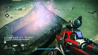 Destiny Guide: Lost to Light Heroic Getting to secret Black Spindle time trial solo hunter.