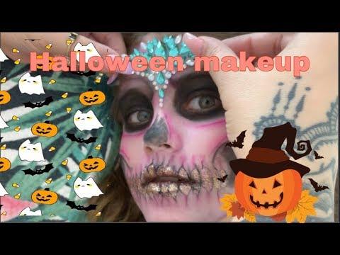 Halloween Kids Makeup, Fun Ideas For Kids DIY makeover makeup tutorial halloween 2019 roleplay funny