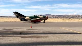 Mig15 Taxi and Take Off