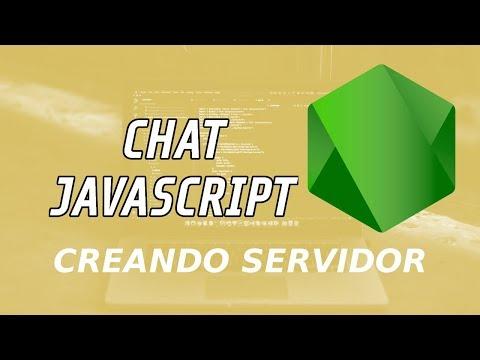 Chat Javascript Desde Cero | Crea Un Chat Con HTML5, Nodejs, Express, WebSockets Y Mongodb, Parte 1