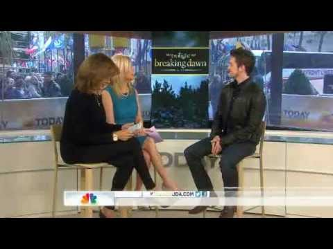 The Today   With Jackson Rathbone
