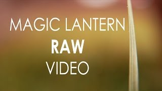 Magic Lantern RAW video - Canon 600D/T3i/KissX5) - TEST