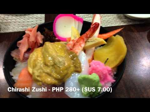 Nihonbashitei Japanese Restaurant Revisited Arnaiz Avenue Makati By HourPhilippines.com