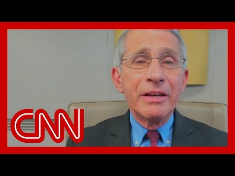 Dr. Fauci: Second Wave Isn't Inevitable If We Do This