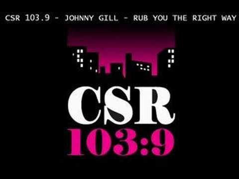 GTA SA- CSR 103.9- Johnny Gill- Rub You The Right Way