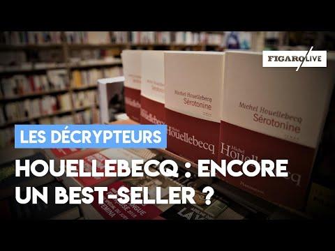 Houellebecq : encore un best-seller ?