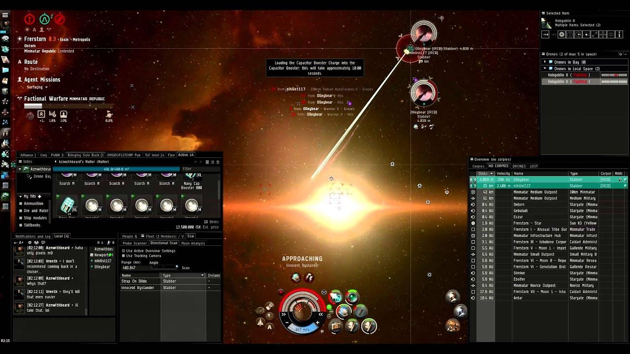 Eve Online Solo PVP Basics: Ship Management