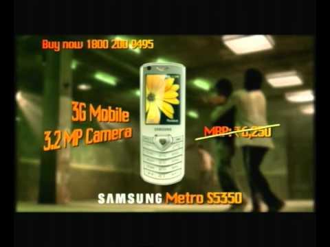 Future Bazaar Samsung Metro S5350