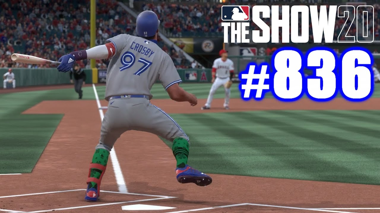 POWER SURGE! | MLB The Show 20 | Road to the Show #836