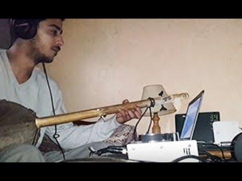 "Solo Guembri Rhythm - ""Music Gnawa Maroc""  موسيقى كناوية - Anas Koyo"