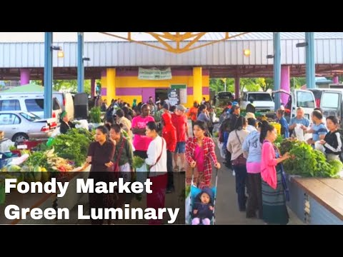 Fondy Market Milwaukee | Green Luminary® Award