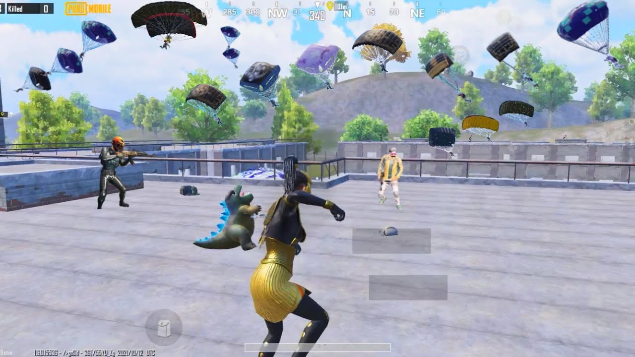 Download NEW WORLD SEASON RECORD in MILITARY BASE🥵But..   Pubg Mobile