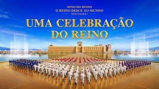 """Coral gospel """"Hino do Reino: O reino desce ao mundo"""" Destaques I: Uma celebração do reino"""
