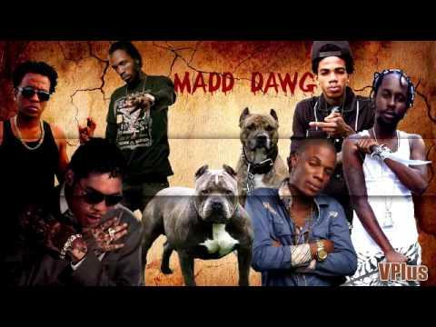 Madd Dawg    New Dancehall Mix    September 2017    Vybz Kartel, Alkaline, Masicka, Mavado