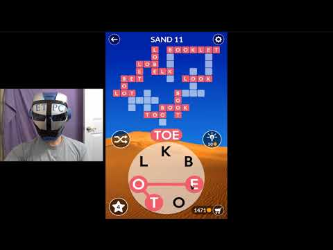 WORDSCAPES SAND 11 ANSWERS