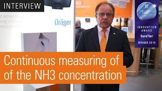 Big Dutchman: DOL 53 - Ammonia sensor (EuroTier 2016)