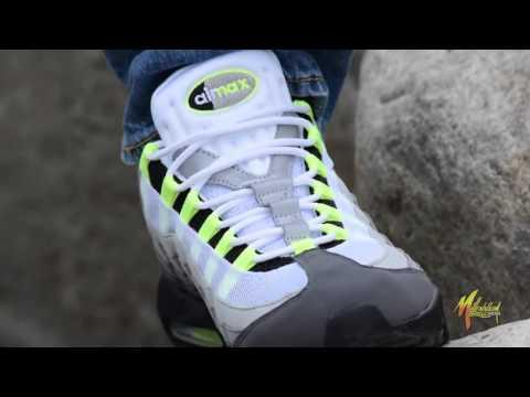 Cheap Nike Air Max Og Neon What The Air Max Www Cheapsmax95 Com