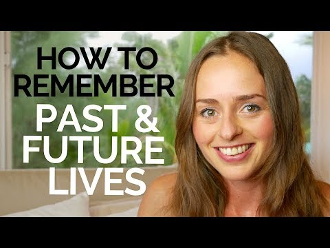 HOW TO REMEMBER YOUR PAST LIVES, PARALLEL INCARNATIONS SPONTANEOUS RECALL  BRIDGET NIELSEN