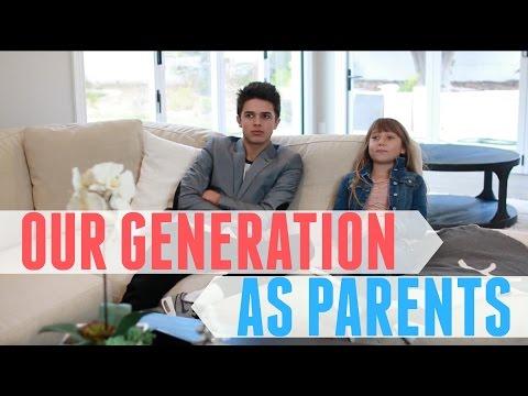 Our Generation As Parents | Brent Rivera