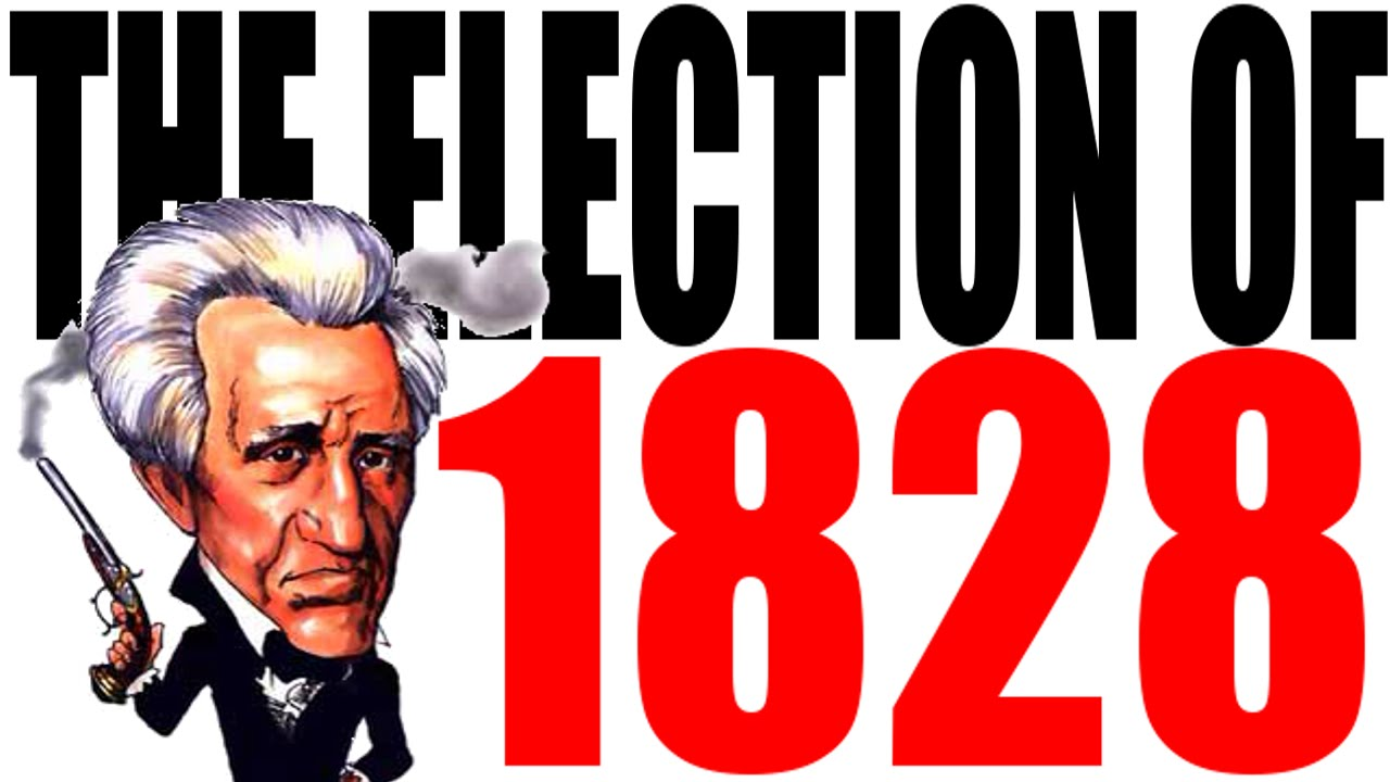 presidential election of 1828 The presidential election of 1828 between andrew jackson and incumbent, president john quincy adams was the one of most personally contentious election in the history of the united states.