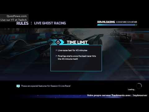 Replay du ePrix de Paris avec Virtually Live Ghost Racing (Première Mondiale) - QuozGaming