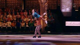 Ледниковый период  Наталья Медведева иМаксим Ставиский — «Une Vie D'amour»(22 10 2016)