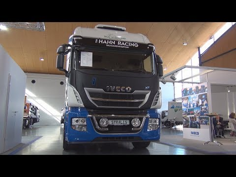 Iveco Stralis 570 XP AS440S57 T/P Emotion Hahn Racing Truck (2018) Exterior and Interior
