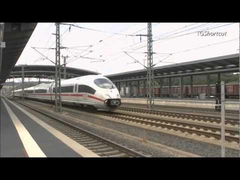 Siemens поезда семейства Velaro // Siemens Velaro Trains