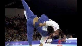 Shinohara Vs Douillet ANALYSED 2000 Sydney Olympic Judo 100kg Final